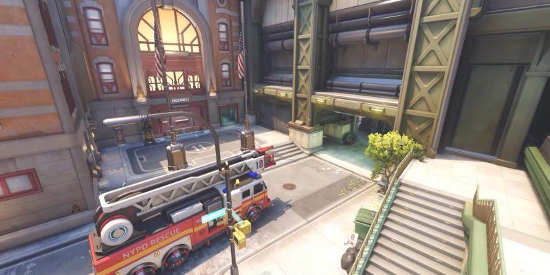 Overwatch 2 Beta New Map