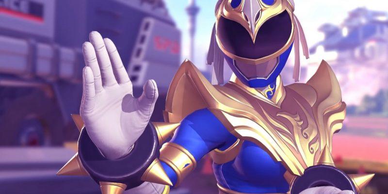 Power Rangers Chun-Li