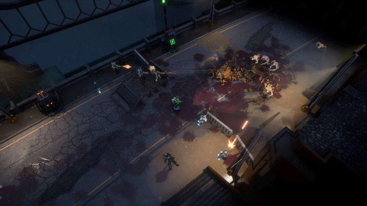 Dam Holding gameplay zombies 505 games ironward
