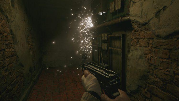 Resident Evil Village Beat Sturm