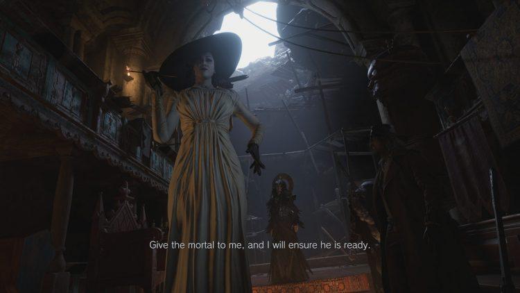 Обзор Resident Evil Village 2