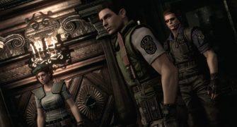 Resident Evil History Of Chris Redfield