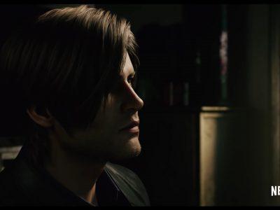 Resident Evil Infinite Darkness Netflix 1