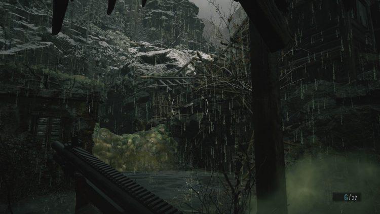 Resident Evil Vilalge Beat Moreau