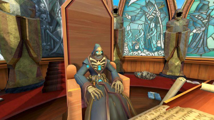 Runescape Travelling Merchant Reaper