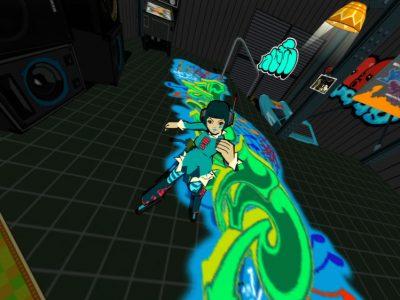 Sega Jet Set Radio Crazy Taxi Reboot
