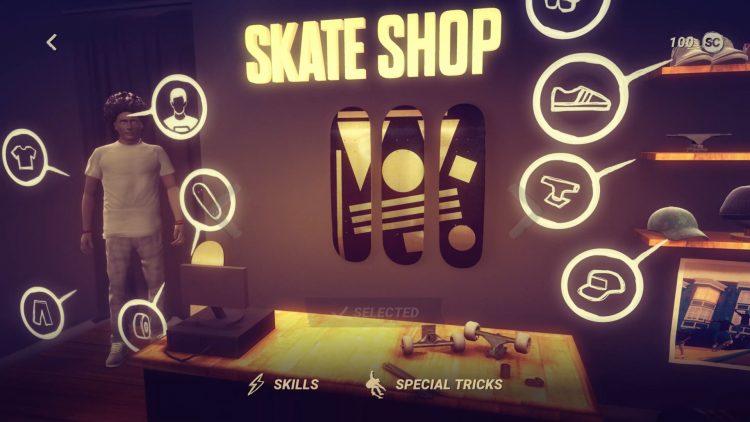 Обзор Skate City