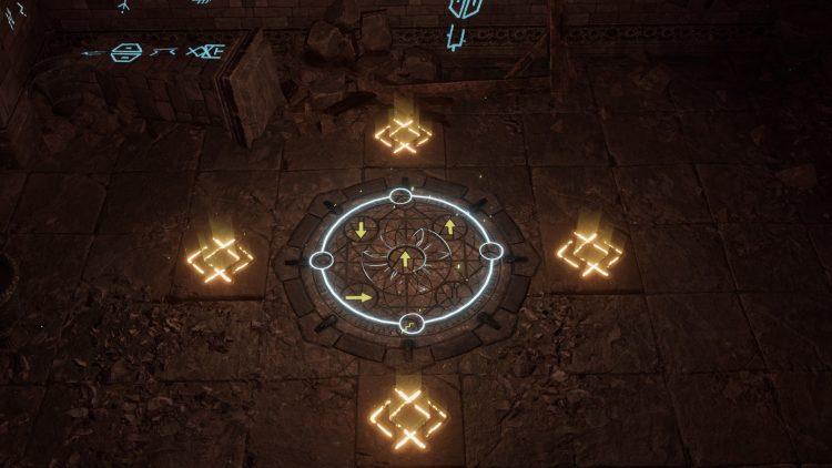 Solasta Crown Of The Magister Dark Castle Master's Maze Puzzle Руководство Aksha Boss Fight 2c