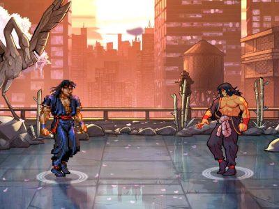 Streets Of Rage 4 Shiva