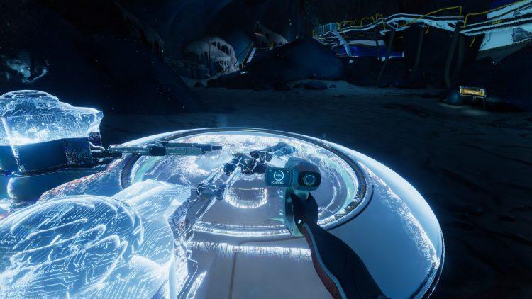 Subnautica Below Zero Glacial Basin Phi Robotics Center Cold Suit Spy Pengling Snowfox Guide 1a