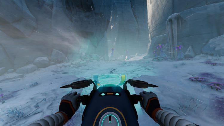 Subnautica Below Zero Glacial Basin Phi Robotics Center Cold Suit Spy Pengling Snowfox Guide 1c