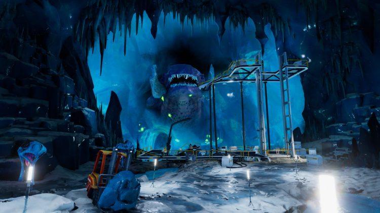 Subnautica Below Zero Kharaa Antidote Frozen Leviathan 3