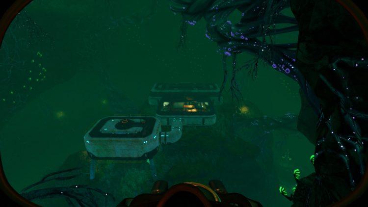 Subnautica Below Zero Guide Marguerit Maida Underwater Base Delta Station 1