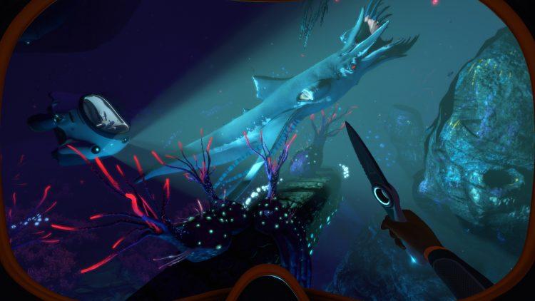 Subnautica Below Zero Interview David Kalina Unknown Worlds 1