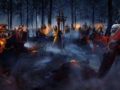Total War Warhammer Iii Warhammer 3 Kislev Legendary Lord Kostaltyn Supreme Patriarch
