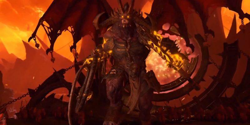 Total War Warhammer Iii Warhammer 3 Survival Battle Gameplay Showcase Trailer