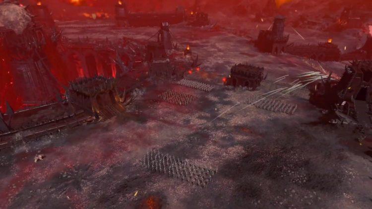 Total War Warhammer Iii Warhammer 3 Survival Battle Gameplay Showcase Trailer 1