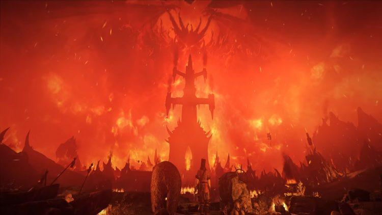 Total War Warhammer Iii Warhammer 3 Trailer Kislev Khorne