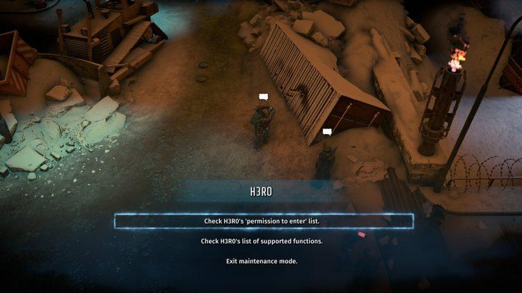 Wasteland 3 - Battle Of Steeltown Scrapyard Puzzle - Прохождение игры 1a