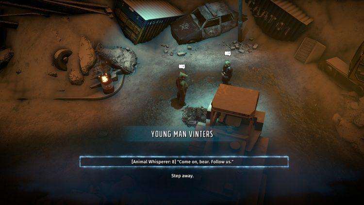 Wasteland 3: битва за свалку Steeltown - руководство по прохождению 1b