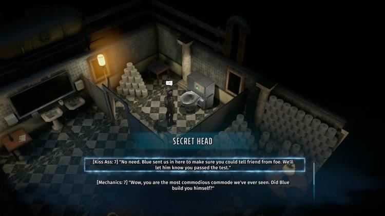 Wasteland 3 Ghost Garage Руководство по прохождению Blue Di 1b