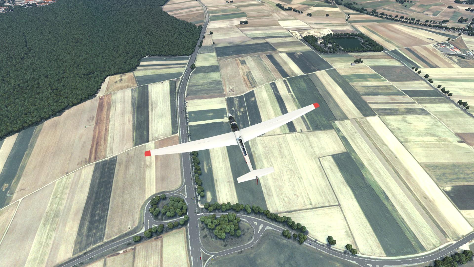 plane flying video games Farmland aerosoft gameplay