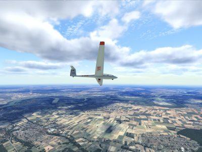 World Of Aircraft Glider Simulator Soaring Above