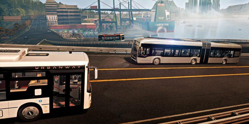 Bus Simulator 21 release date