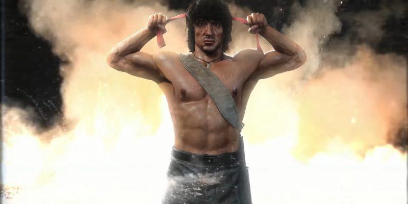 Call Of Duty Rambo John Mcclane Die Hard Release Date