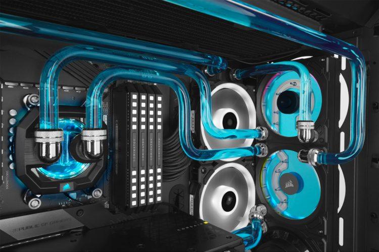 Corsair Liquid Cooled Case Hydro Series 5000d