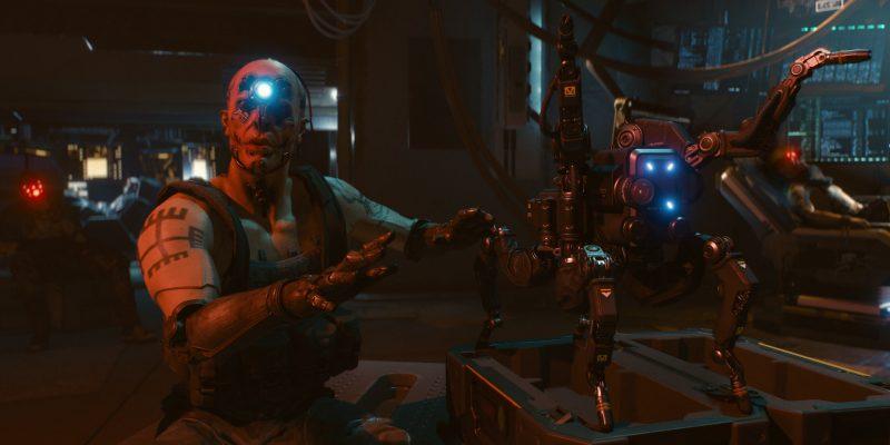 Cyberpunk 2077 Game Director
