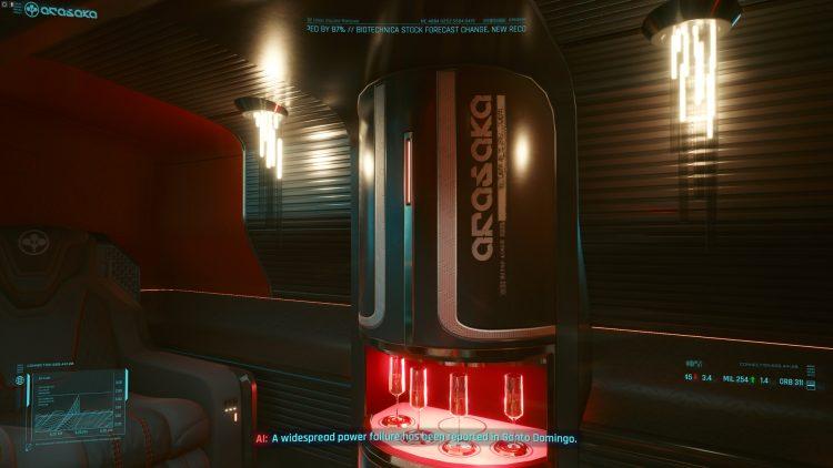 Cyberpunk Graphics Gameplay 2077