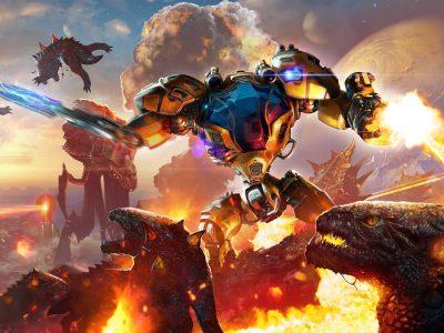 The RiftBreaker Xbox Game Pass