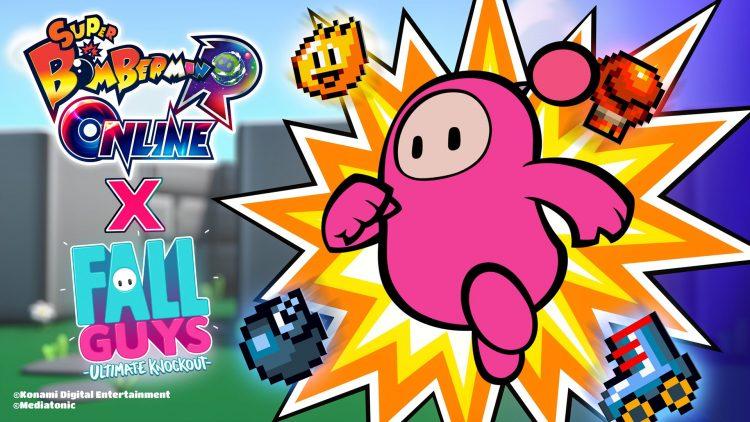 Fall Guys Bomberman