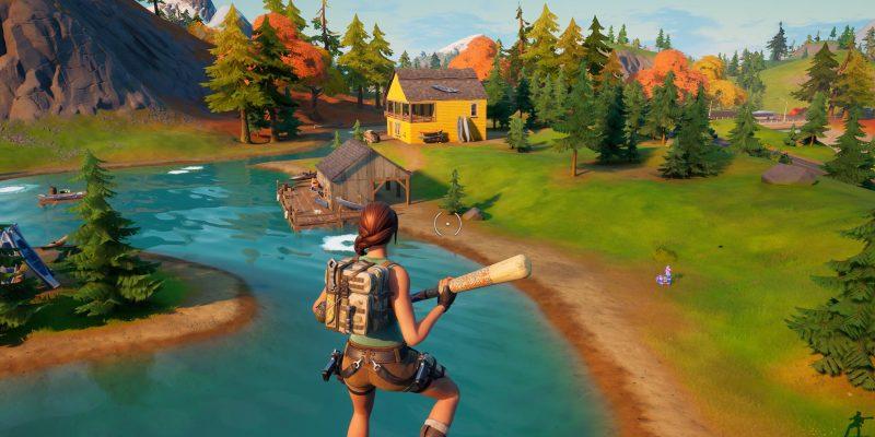 fortnite gameplay graphics upgrade 2021 epic