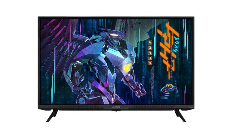 Gigabyte Fv43u Gaming Monitor Hdmi 2.1