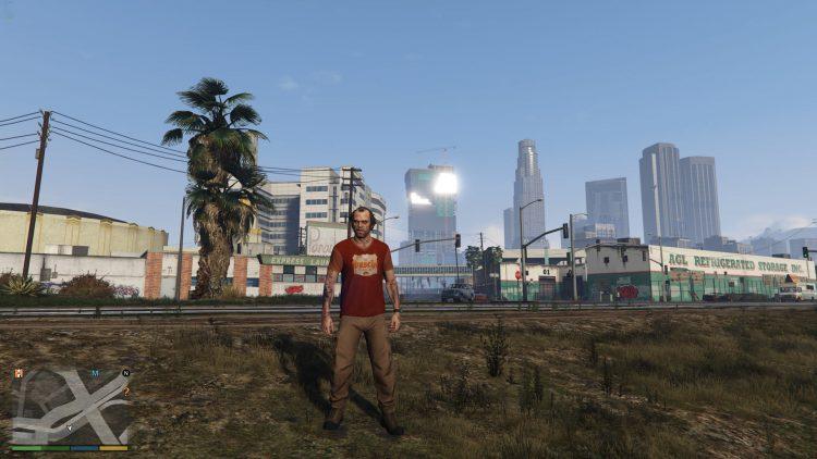 Grand Theft Auto V Gta Gameplay