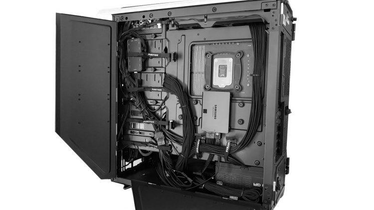 Phanteks Evolv Case Cable Management Ra Clx