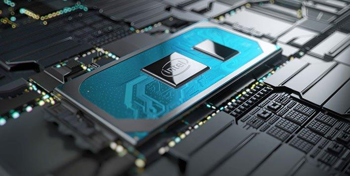 Intel 11th Gen mobile processors