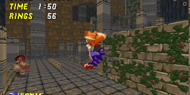 Sonic Fan Game Speedrun