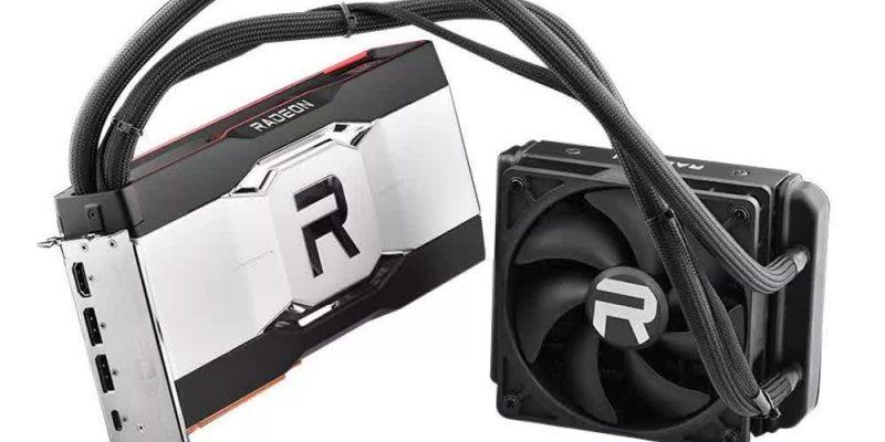 RX 6900 XT liquid-cooled