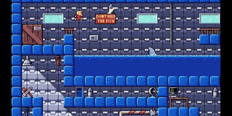 Secret Agent HD game shark tank