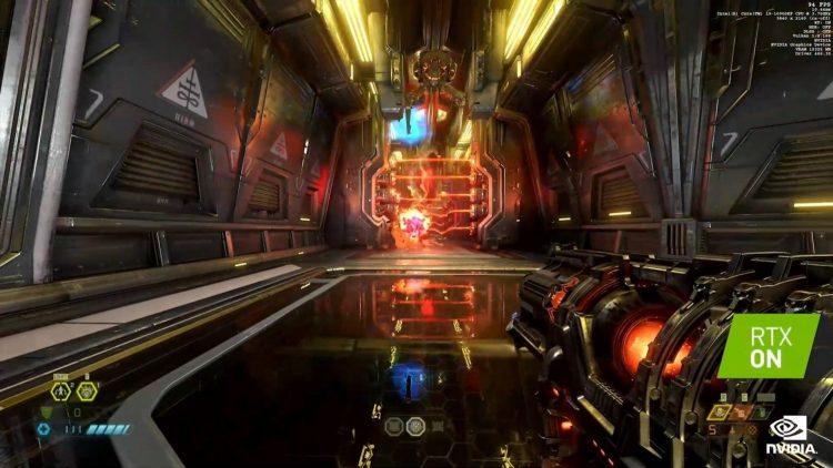 Doom Eternal Invasion Mode gun
