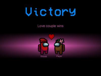 Among Us Love Couple Mod.