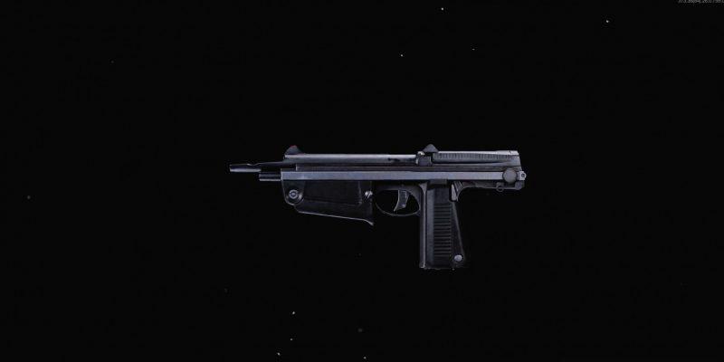 Black Ops Cold War Amp63 Pistol Class best build