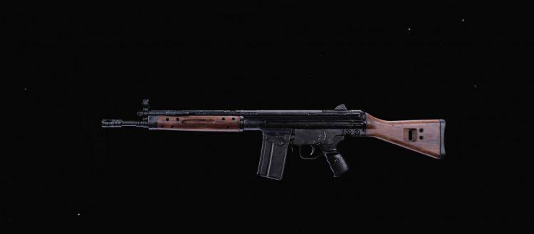 Black Ops Cold War C58.