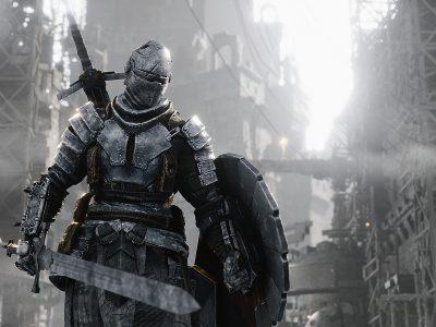 Bleak Faith Forsaken Dark Souls Shadow of the Colossus knight
