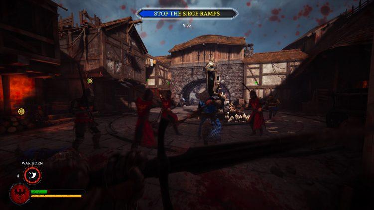 Руководство по боевой тактике игры на мечах Chivalry II 2