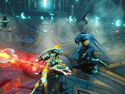 Godfall expansions combat