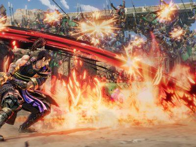 Content Drop July 2021 Pc Game Releases Samurai Warriors 5, Eldest Souls, Death's Door, Chernobylite, Cris Tales